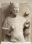 Buste de roi provenant de la façade de l'église Notre-Dame-de-la-Couldre