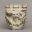 Chapiteau décoré de rinceaux perlés, de feuillages et d'une tête de monstre, provenant du cloître détruit de la cathédrale Notre-Dame-des-Doms