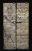 Fragments du décor du temple d'Inshushinak, dieu protecteur de Suse : homme-taureau, associé au palmier, symbole de fertilité